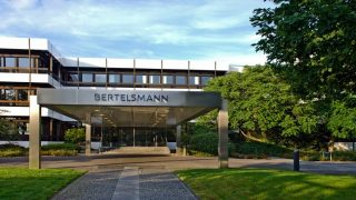A Bertelsmann főhadi szállása