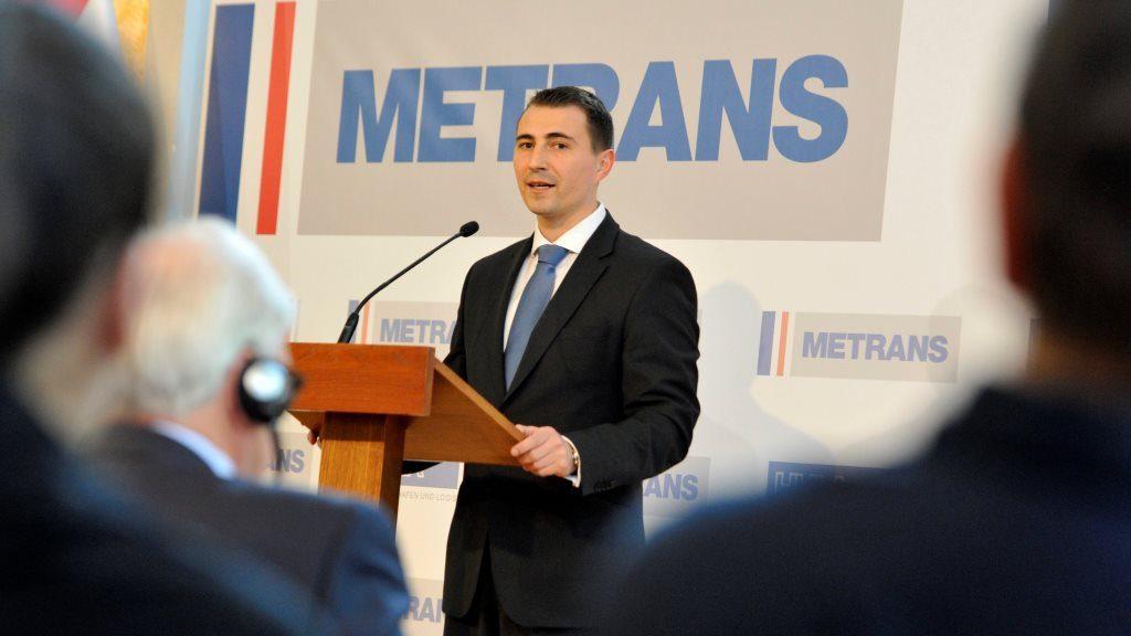 Csepelen épít logisztikai és raktározási terminált a METRANS