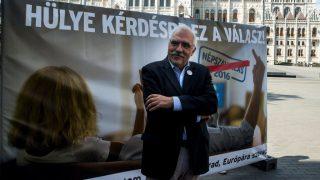 Kvótareferendum - Közösen kampányol a bojkott mellett a MoMa, az Együtt és a PM