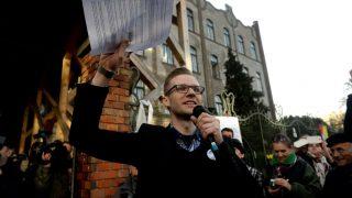 A Tanítanék mozgalom polgári engedetlensége