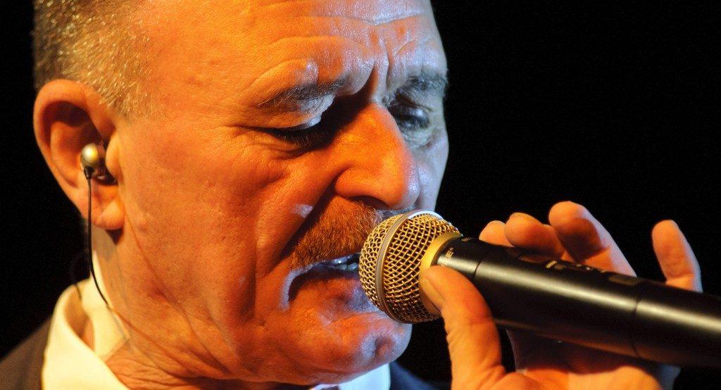 Nagy Feró, a Rádió Rock műsorvezetője