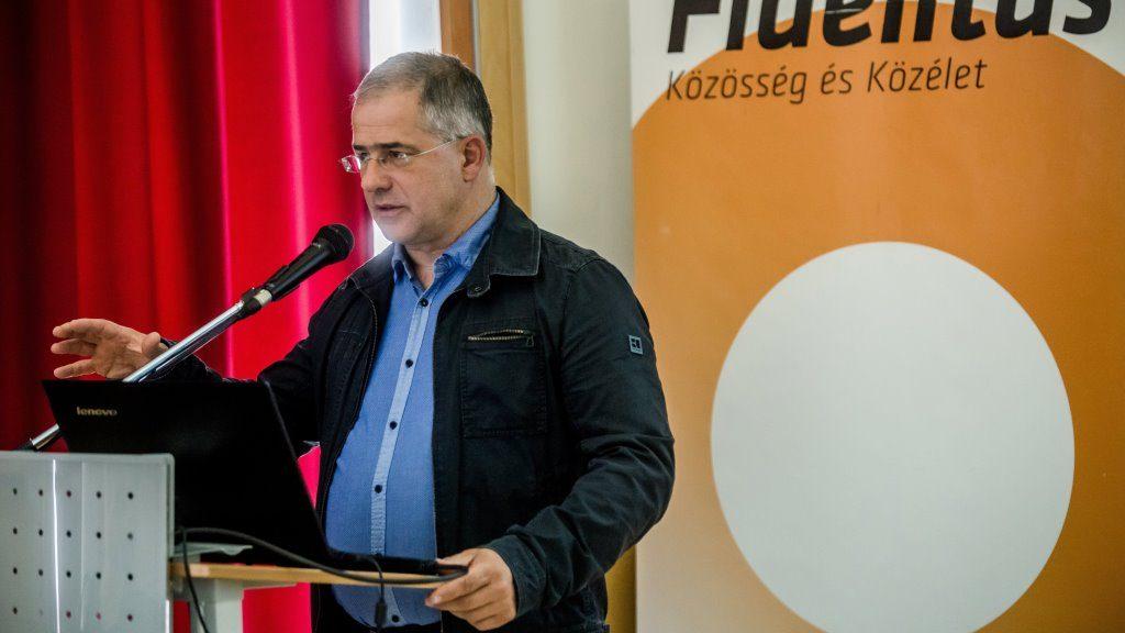 A Fidelitas országos választmányának ülése Budapesten