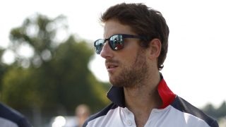 GROSJEAN Romain (fra) Haas Ferrari F1 team ambiance portrait during 2016 Formula 1 FIA world championship, Italy Grand Prix, at Monza from September 1 to 4 - Photo Frederic Le Floc'h / DPPI