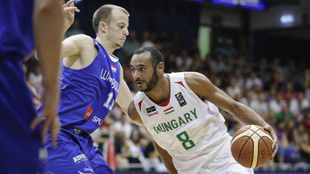 Kosárlabda Eb-selejtező - Magyarország - Luxemburg
