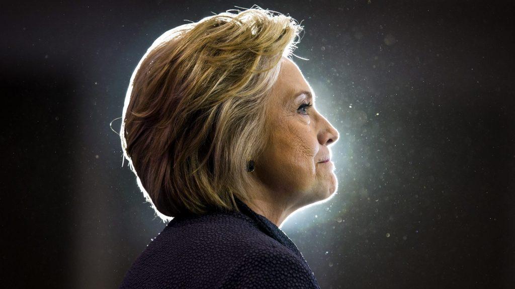 Washington, 2016. szeptember 16. A Demokrata Párt elnökjelöltjévé választott Hillary Clinton volt amerikai külügyminiszter beszél az afro-amerikai nõk jogait védõ Black Women's Agenda szervezet egyik rendezvényén Washintonban 2016. szeptember 16-án. Az elnökválasztást november 8-án tartják az Egyesült Államokban. (MTI/EPA/Jim Lo Scalzo)