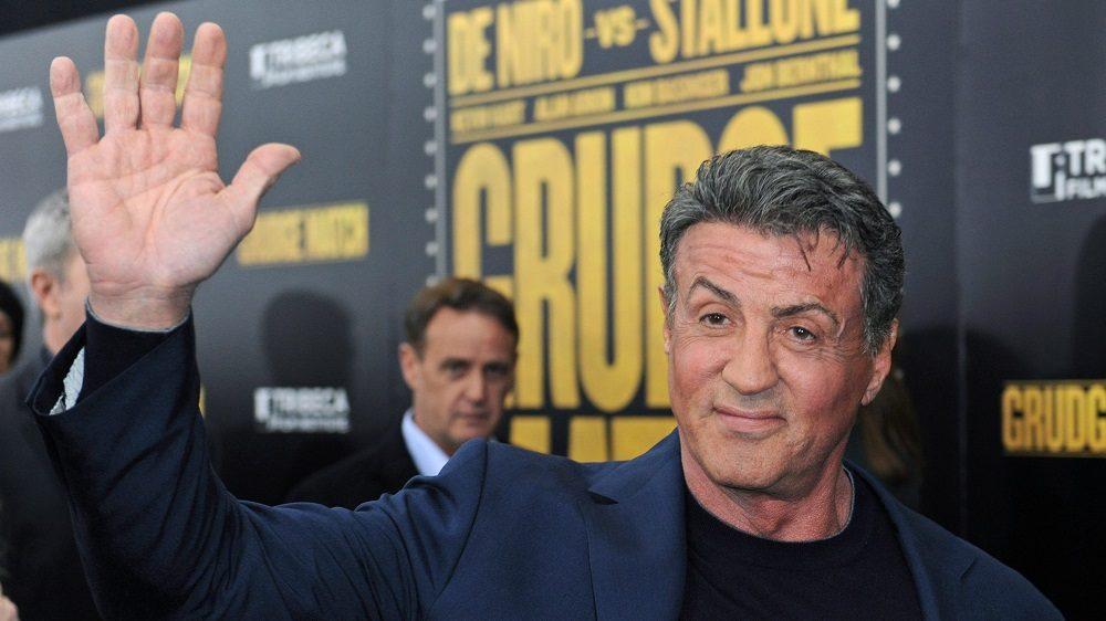 New York, 2013. december 17. Sylvester Stallone amerikai színész a Grudge Match címû filmjének New York-i bemutatóján 2013. december 16-án. (MTI/EPA/Peter Foley)