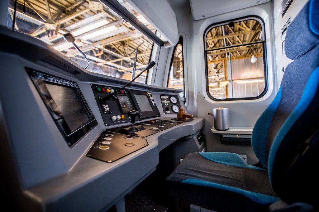 Bemutatták a 3-as metró felújított metrószerelvényét