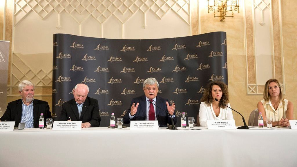 Prima Primissima - Bejelentették a díj idei jelöltjeit
