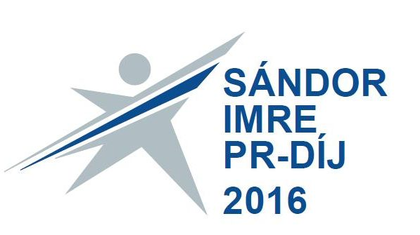 Sándor Imre PR-díj 2016