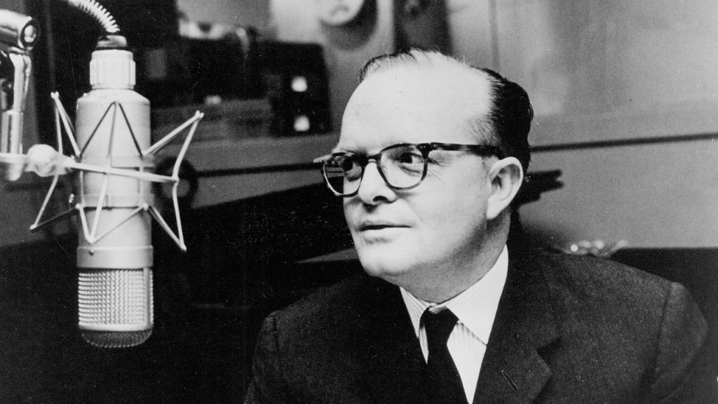 Writer Truman Capote, 1967