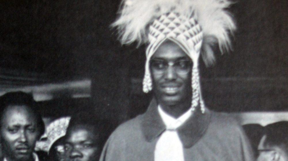 Kigeli V Ndahindurwa (born June 29, 1936) was the ruling King (Mwami) of Rwanda from 25 Jul 1959 until 28 Jan 1961. (Photo by: Universal History Archive/UIG via Getty images)
