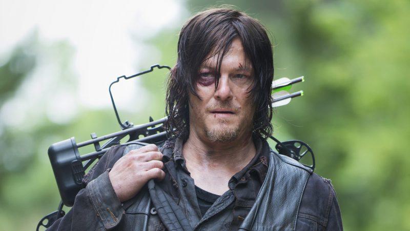 Norman Reedus as Daryl Dixon - The Walking Dead _ Season 5, Episode 2 - Photo Credit: Gene Page/AMC