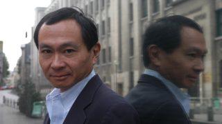 Francis Fukuyama, American essayist in 2004.