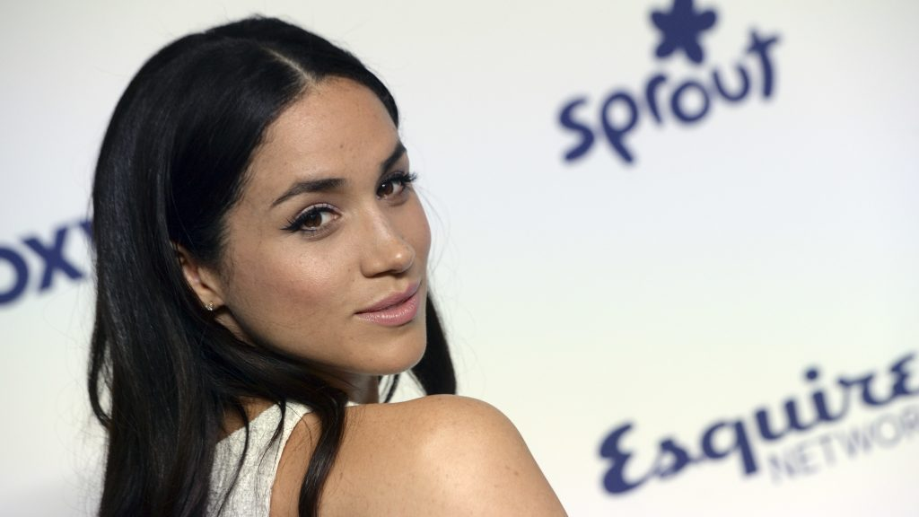 Meghan Markle attends the 2014 NBCUniversal Cable Entertainment Upfronts at The Jacob K. Javits Convention Center on May 15, 2014 in New York City   usage worldwide
