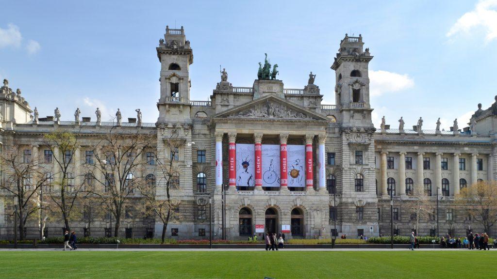 Épület - Budapest - A Néprajzi Múzeum épülete