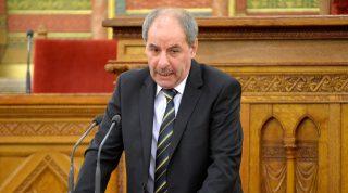 Alaptörvény - Ünnepség az alaptörvény kihirdetésének ötödik évfordulóján az Országházban