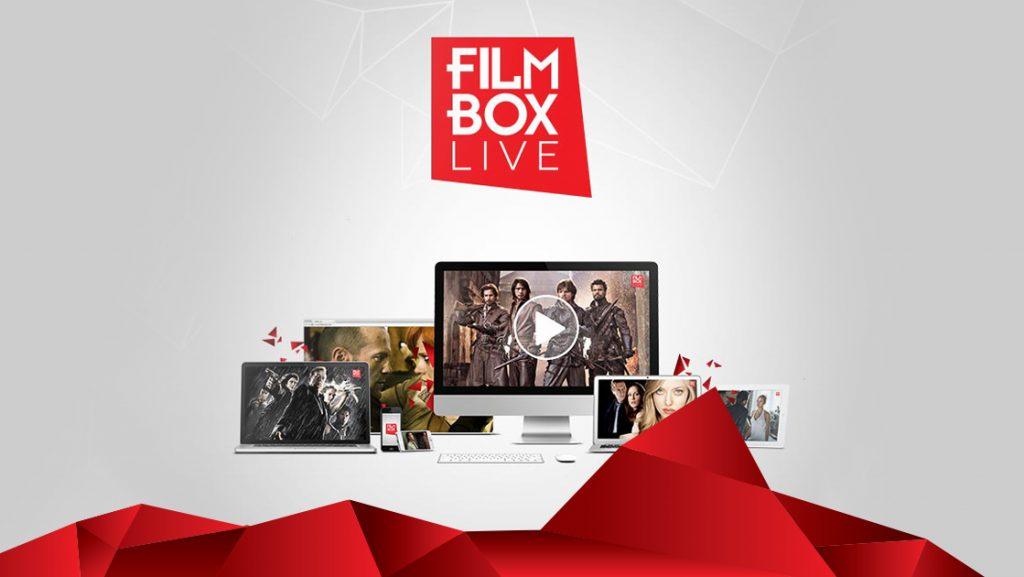 Filmbox Live applikáció