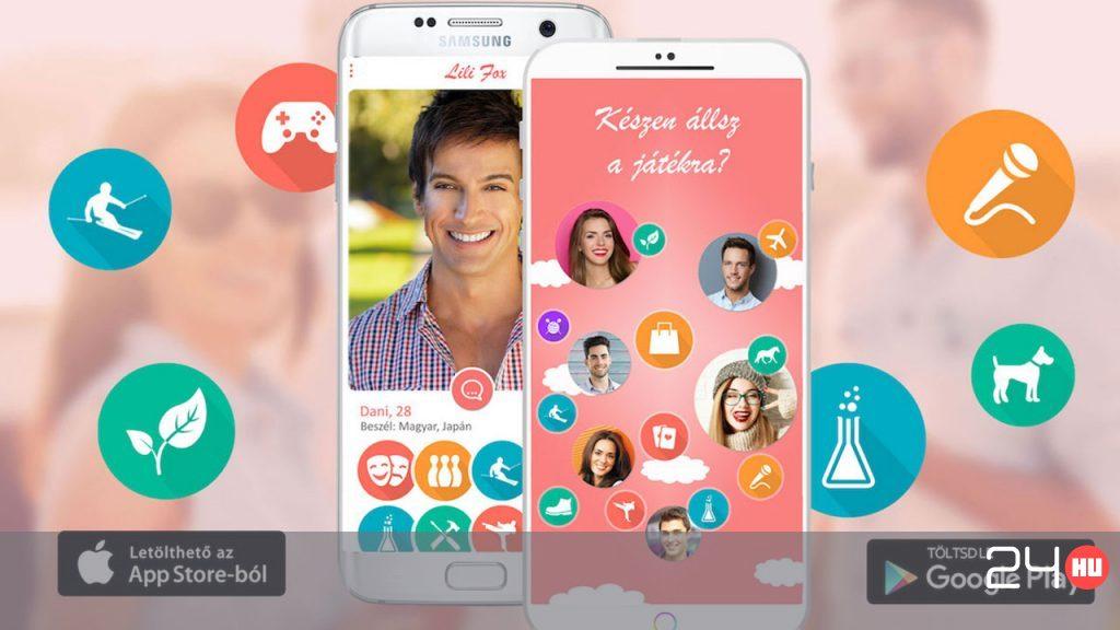 kapcsolat randi mobil app