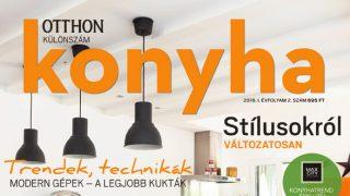 Az Otthon Konyha borítója