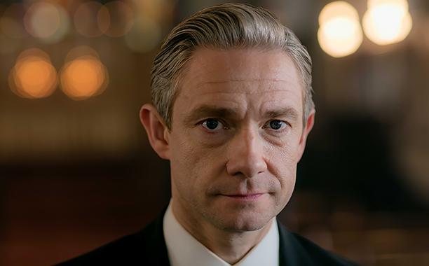 Sherlock, Season 4 premieres January 1, 2017 on MASTERPIECE onPBS.Picture shows: John Watson (MARTIN FREEMAN)