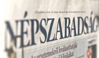 Budapest, 2013. november 9. A Népszabadság címoldala. A lap Magyarország egyik nagy, 2011-ig a legnagyobb példányszámú politikai napilapja. Budapesti és országos kiadásban jelenik meg a hét hat napján, váltakozva más-más mutációs regionális oldalakkal. MTVA/Bizományosi: Faludi Imre  *************************** Kedves Felhasználó! Az Ön által most kiválasztott fénykép nem képezi az MTI fotókiadásának, valamint az MTVA fotóarchívumának szerves részét. A kép tartalmáért és a szövegért a fotó készítõje vállalja a felelõsséget.