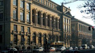 Oktatási létesítmény - Budapest - Az ELTE BTK A és főépülete