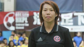 A file photo of Chan Yuen Ting, newly crowned AFC women's Coach of the Year. Chan Yuen-ting (born 7 October 1988) is an association football player and manager from Hong Kong. She is the first female manager to lead a men's professional association football team in a nation's top domestic division to a league championship.