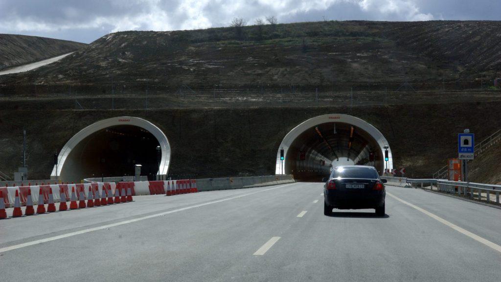 Közlekedés - M6 - Átadták a Szekszárd-Bóly-Pécs szakaszt