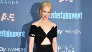 SANTA MONICA, CA - DECEMBER 11:  Actress Nicole Kidman attends The 22nd Annual Critics' Choice Awards at Barker Hangar on December 11, 2016 in Santa Monica, California.  (Photo by Steve Granitz/WireImage)