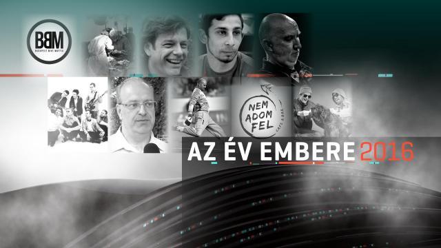 Év Embere 2016 - RTL