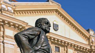 Városkép - Debrecen - Tisza István szobra
