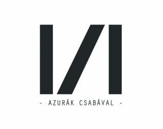 Az 1/1 Azurák Csabával logója