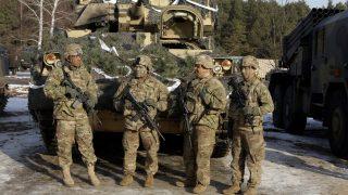 Amerikai-lengyel hadgyakorlat