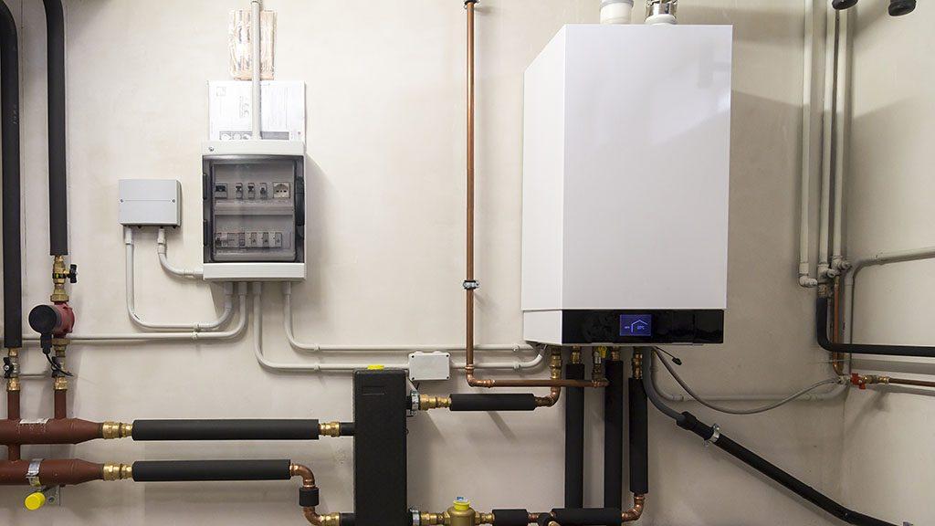 condensing boiler gas in the boiler roomcondensing boiler gas in the boiler room