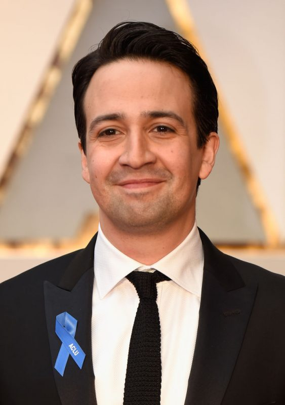 HOLLYWOOD, CA - FEBRUARY 26:  Actor Lin-Manuel Miranda attends the 89th Annual Academy Awards at Hollywood & Highland Center on February 26, 2017 in Hollywood, California.  (Photo by Kevin Mazur/Getty Images)