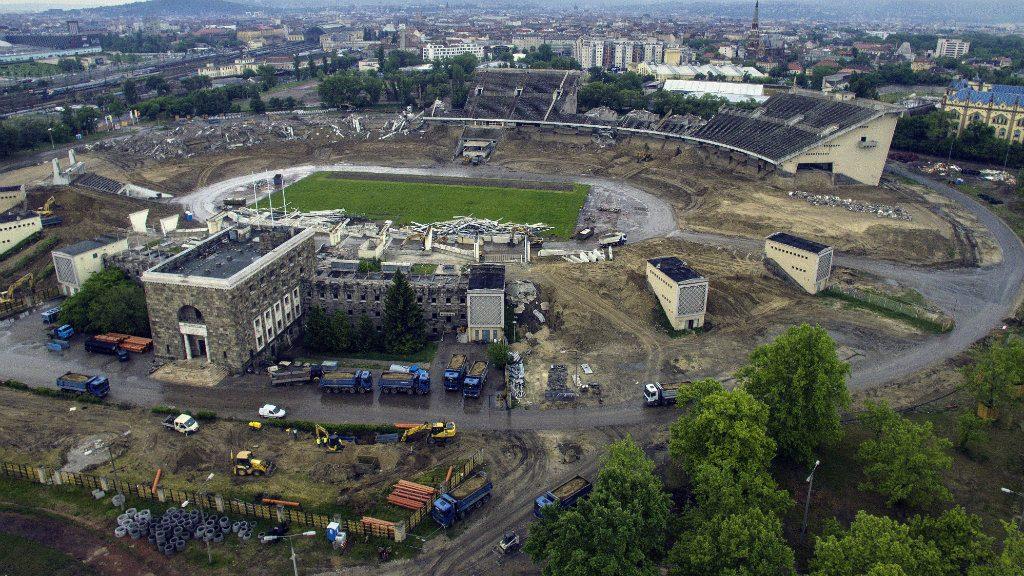 Nincs drágább stadion a világon az új Puskásnál  815d26324c