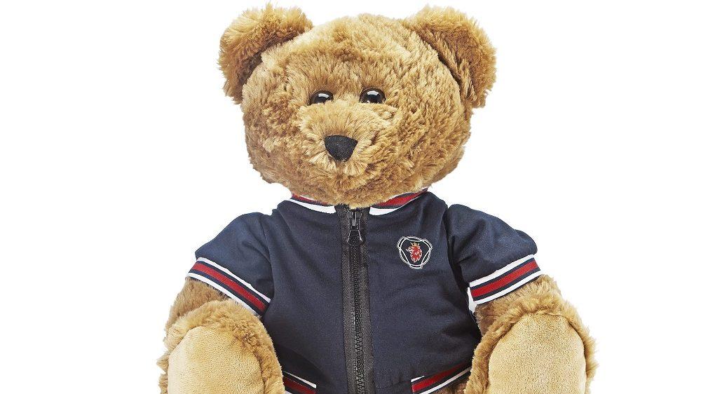 Teddy bear for kids Size: 38 cm Part no. 2199875 Photo: Mattias Södermark 2013