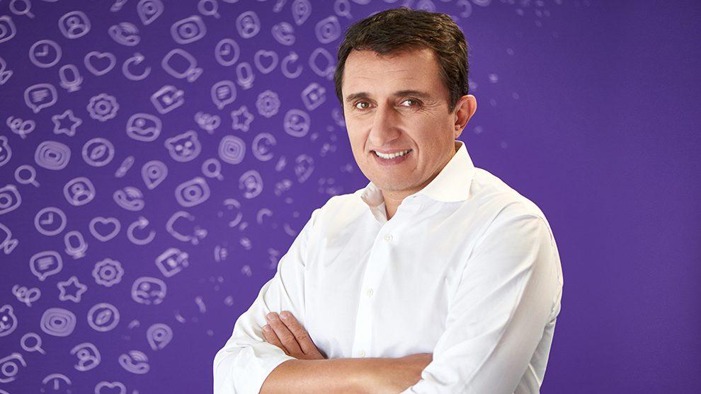 A Viber új vezérigazgatója, Djamel Agaoua