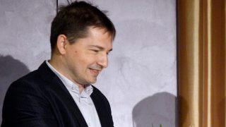 Brückner Gergely. MTI-fotó:Beliczay László