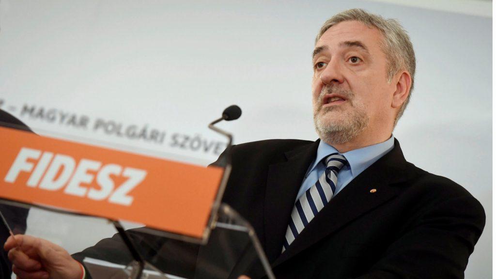 A Fidesz-KDNP frakciószövetség ülése Visegrádon - Sajtótájékoztató