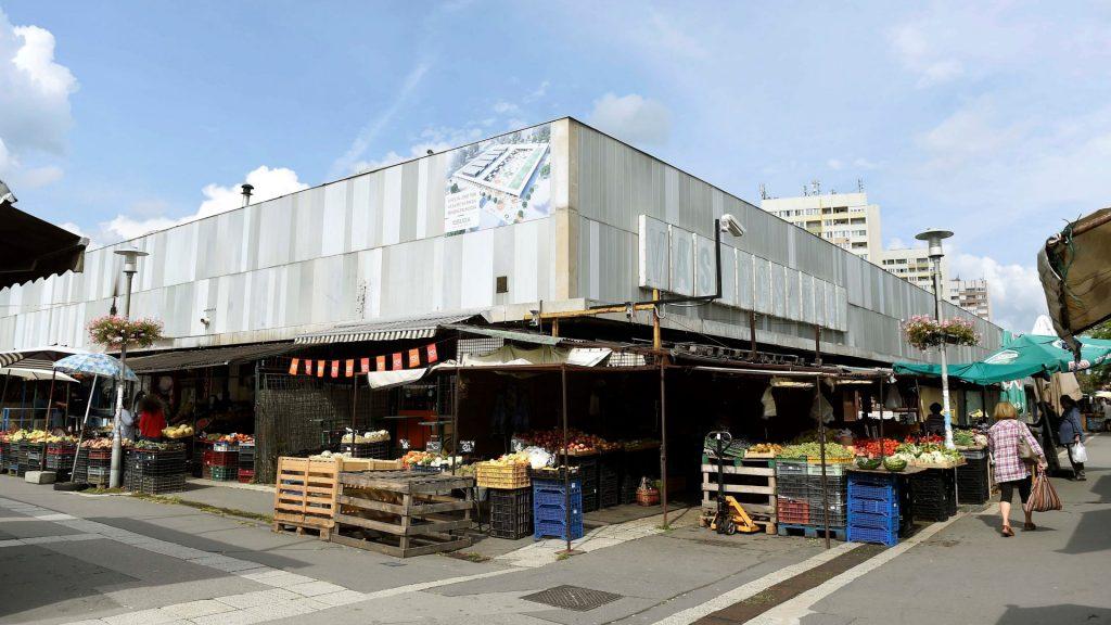 A kormány még 3,5 milliárd forintot ad a békásmegyeri piac felújítására