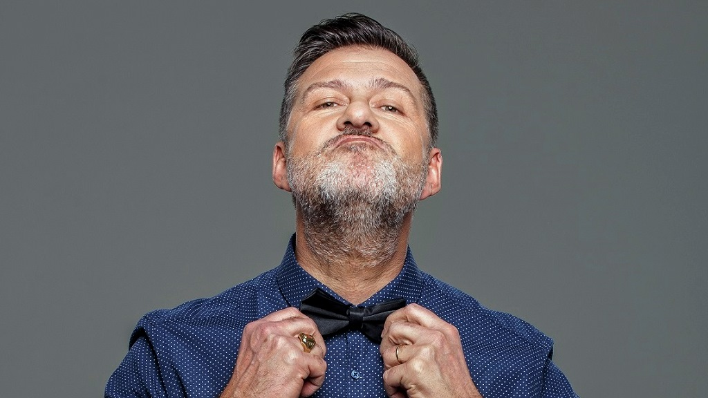 Hadházi László a férfi egyenjogúságért harcol a Comedy Centralon ...