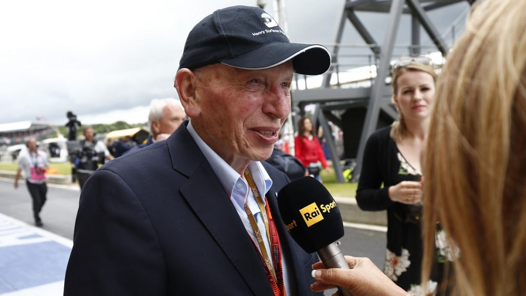 Motorsports: FIA Formula One World Championship 2016, Grand Prix of Great Britain,  John Surtees