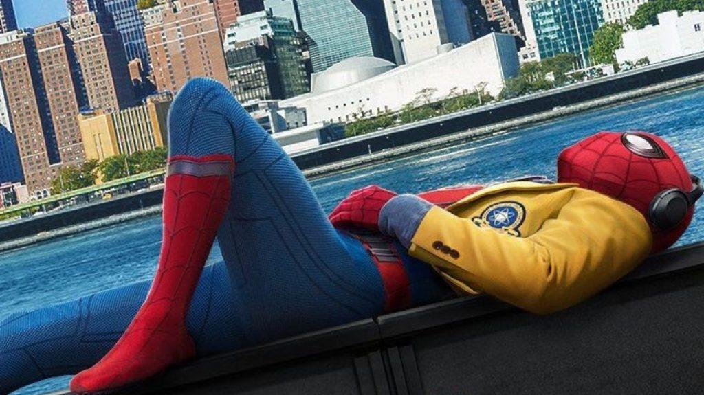 A Pókember menő új poszterei New Yorkot éltetik dee15be53f