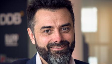 Szabó Béla, a Telekom új kommunikációs igazgatója