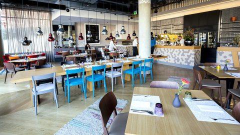 Budapest, 2015. március 10.A XII. kerületi Tanti étterem 2015. március 10-én. Michelin-csillagot kapott az étterem az Európa nagyvárosainak éttermei közül válogató Michelin-kalauz idei kiadásában.MTI Fotó: Mohai Balázs