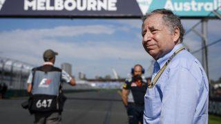 TODT Jean (fra) fia president president de la fia ambiance portrait during 2017 Formula 1 championship at Melbourne, Race Australia Grand Prix, from March 23 To 26 - Photo Florent Gooden / DPPI