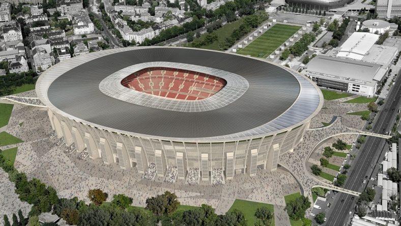 Kezdődhet az új Puskás Ferenc Stadion építése  b9046a4ef3