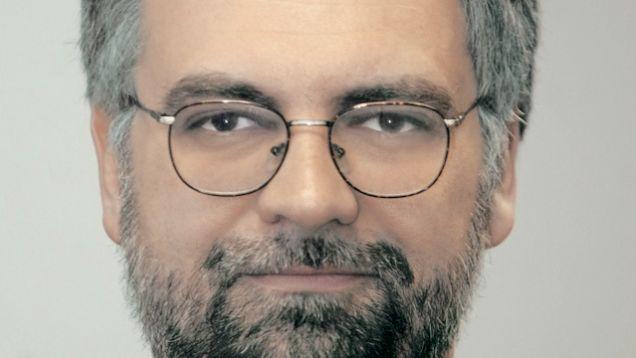 Toót-Holló Tamás, a távozó MTI-főszerkesztő. fotó: cink.hu