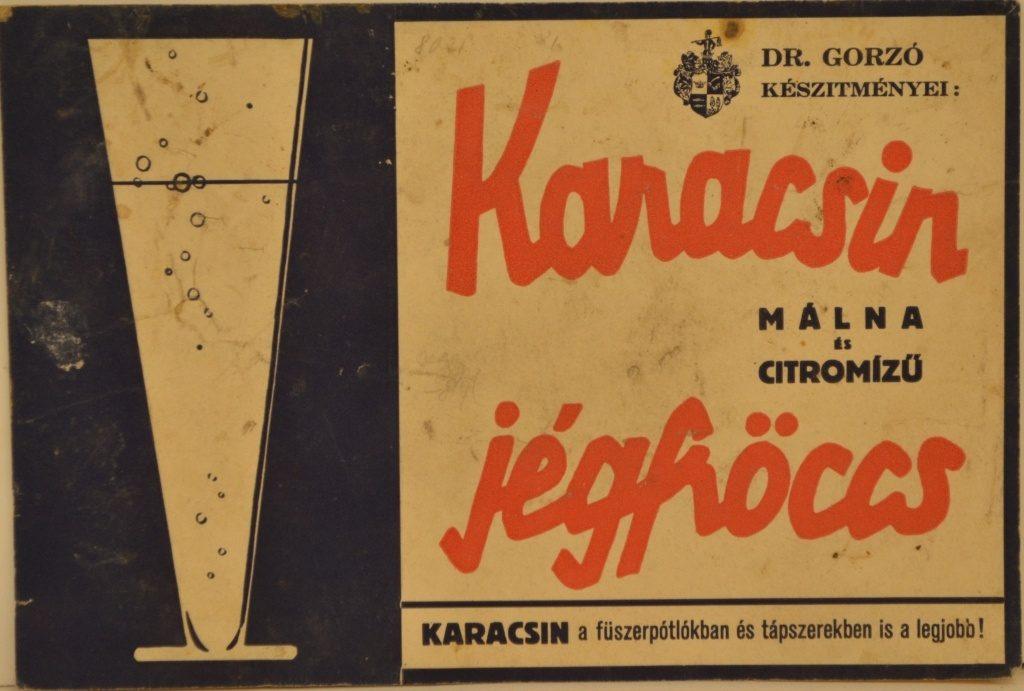 Karacsin jégfröccs Dr. Gorzó készítménye, málna és citrom ízben. Karacsin a fűszerpótlókban és a tápszerekben is a legjobb.
